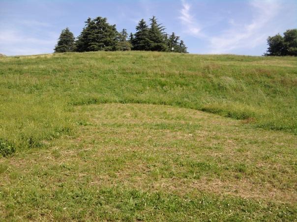 seconda immagine del cerchio di Villa Pamphili