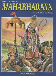 copertina del Mahabharata