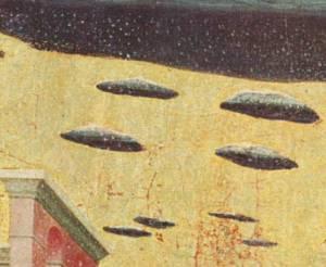 Esempio di Les Inesplicates Volantes